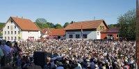 2010-06-05 Weltrekord groesste Frauenblaskapelle in Ziegelbach