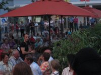 2012-06-29 Standkonzert in Leutkirch mit dem Allg�uer Alphorntrio